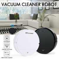 Praktische Automatische Smart Kehr Roboter-staubsauger Starke Saug Trocken Nass Reinigen Für Haushaltsgeräte Smart Kehrmaschine #291906