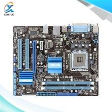 For Asus P5G41T-M LX PLUS Original Used Desktop Motherboard For Intel G41 Socket LGA 775 For DDR3 8G SATA2 USB2.0 uATX