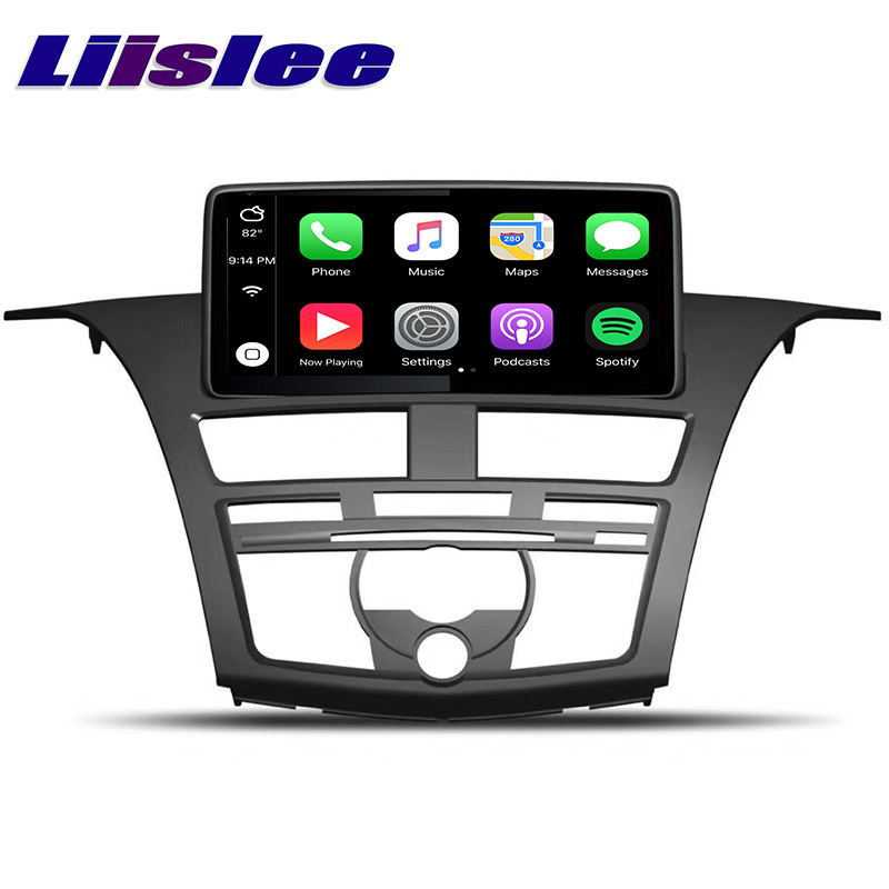 Discount LiisLee Car Multimedia GPS Audio Radio Stereo For Mazda BT 50 BT50 2011~2018 Original Style Navigation NAVI 1
