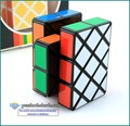 Diansheng caso cubo 3 x 3 cubo mágico Puzzle antigua doble Fish IQ Cubos Magicos rompecabezas Juguetes Educativos cubo mágico