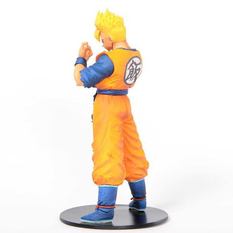 20cm anime dragon ball z super saiyan filho gohan resolução de soldados figura de ação brinquedos juguetes dragonball figuras brinquedos