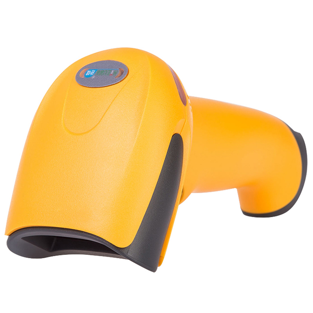 NETUM F8 Wireless Laser Barcode Scanner Long Range Cordless Bar Code Reader for POS and Inventory 1