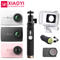 "[International Edition] Xiaomi YI 4K Action Sports Camera Ambarella A9SE 2.19 Inch 155"" 12.0MP WIFI F2.8 CMOS EIS LDC 1400mAh"
