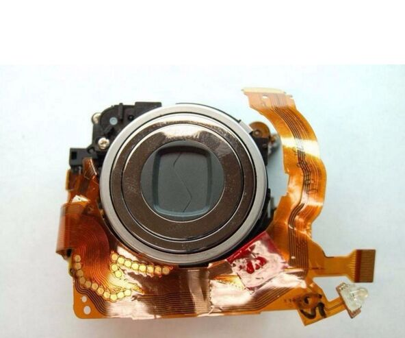 FREE SHIPPING 90 new ZOOM for Canon IXUS700 IXUS750 LENS SD500 SD550 lens with ccd use