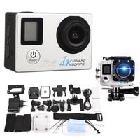 2.0inch Dual Screen Wifi 1080P Waterproof Sports Action Camera 4k Sport Cam Full HD Camera Accessories Remote Control Wholesale