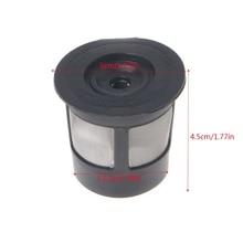 Кофе фильтр одиночный фильтр многоразовый кухня прочный чашки сетки гаджет инструмент