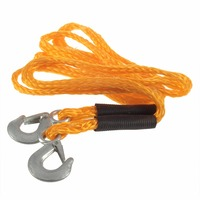 3M Tow Rope Tow Vehicle Tools Emergency Truck Auto Car Atv Towing Rope Synthetic Winch Line