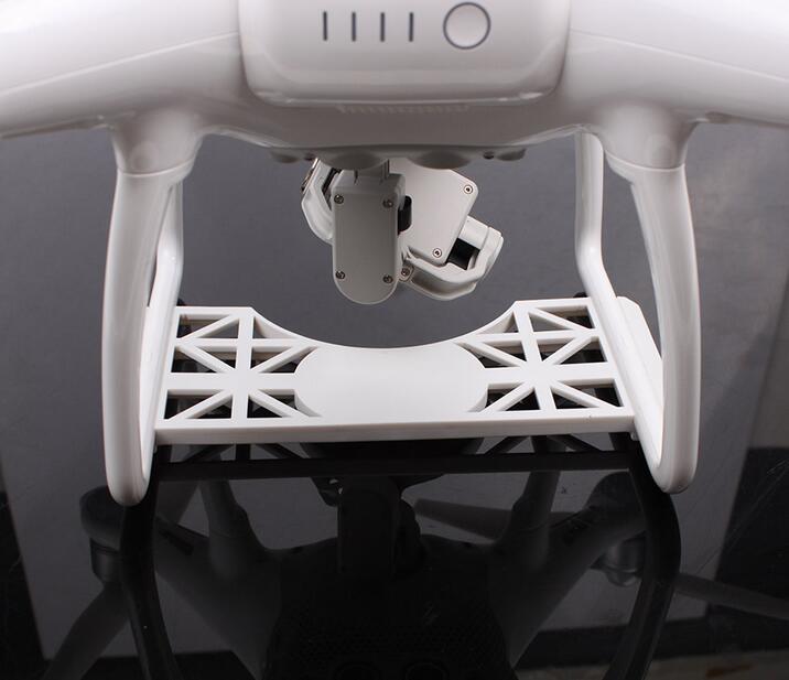 DJI Phantom 4 PTZ camera tripod strengthen protection board anti-collision bombing Accessories