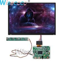 Wisecoco 10.1 inch ltl101dl03 t01 2560*1600 2 k painel de tela lcd ips com placa motorista 45pin edp para hdmi para almofada & tablet