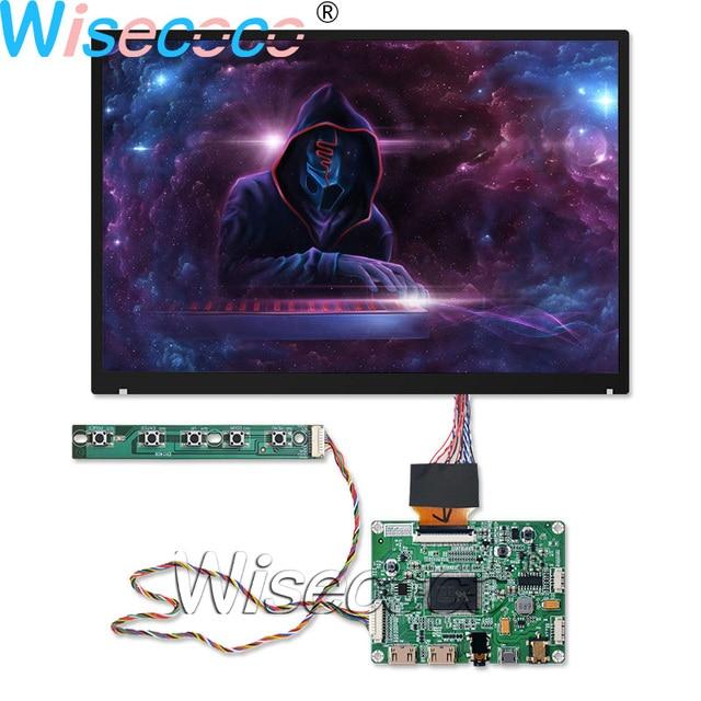 Wisecoco 10.1 pollici LTL101DL03 T01 2560*1600 2K display LCD dello schermo di IPS pannello con Bordo di driver 45pin EDP a HDMI per il Pad e Tablet