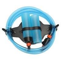 ZHIYANG Aquarium Fish Tank Gravel Vacuum Cleaner Water Changer Siphon Pump Filter Tool Water Changer Siphon