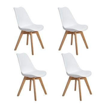 EGGREE Set of 4 Dining/Office Chair