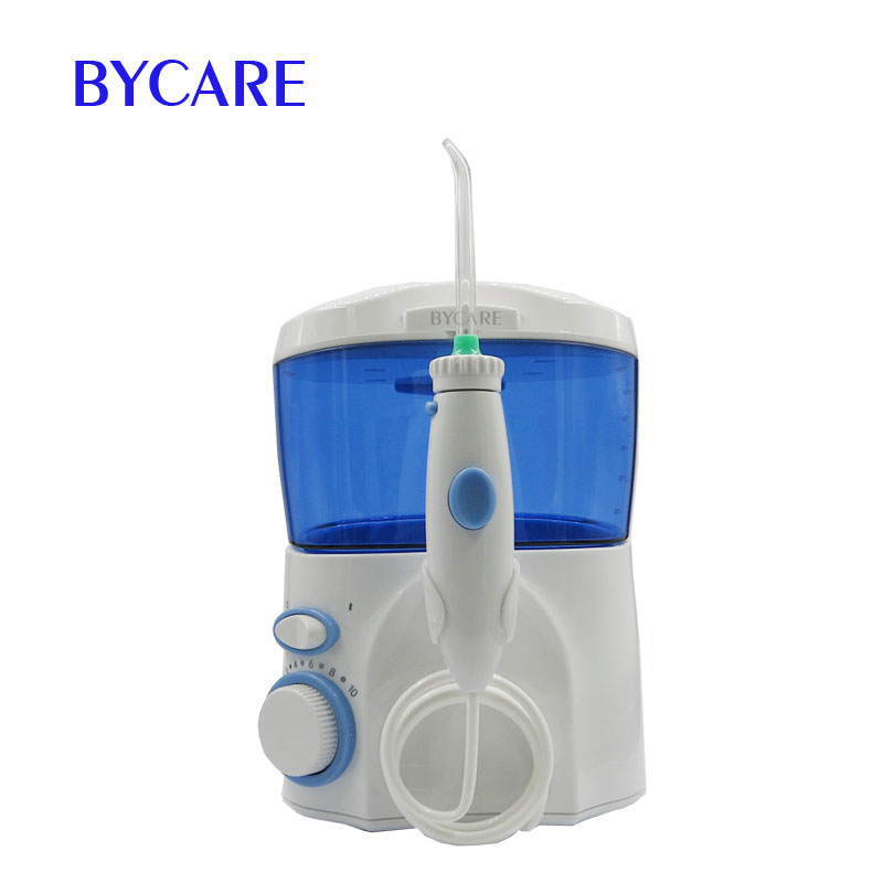 BYCARE oral irrigator dental flosser teeth cleaning water jet pro teeth whitening oral irrigator electric teeth cleaning machine irrigador dental water flosser teeth care tools m2