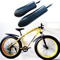 Брызговики для велосипедов  2 шт.  защитные крылья для езды на велосипеде  26 MTB