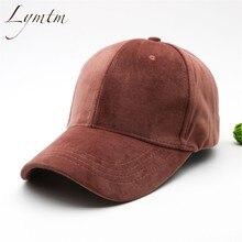 Lymtm  moda mujeres terciopelo suave gorra de béisbol para los hombres Hip  Hop Color sólido Vintage caliente para hombre gorras. fa50bd9b1b9