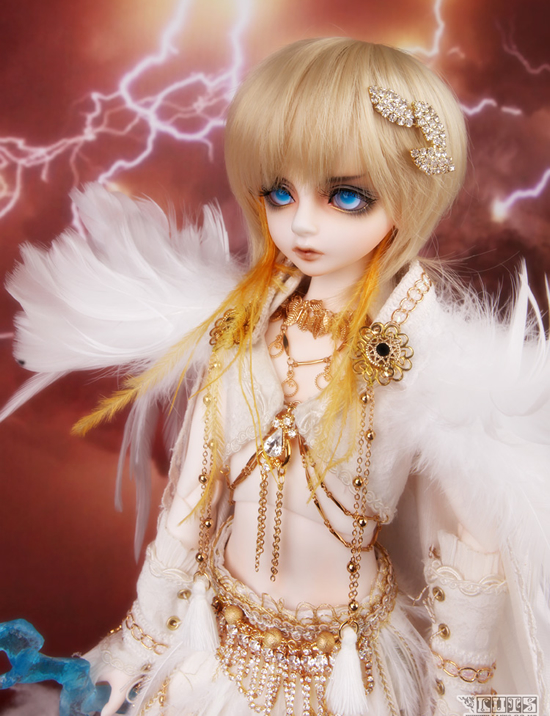 1/4 scale BJD lovely kid BJD/SD cute boy Delf BORY ZEUS Resin figure doll DIY Model Toys.Not included Clothes,shoes,wig bjd doll sd doll kid boy luts delf bory male