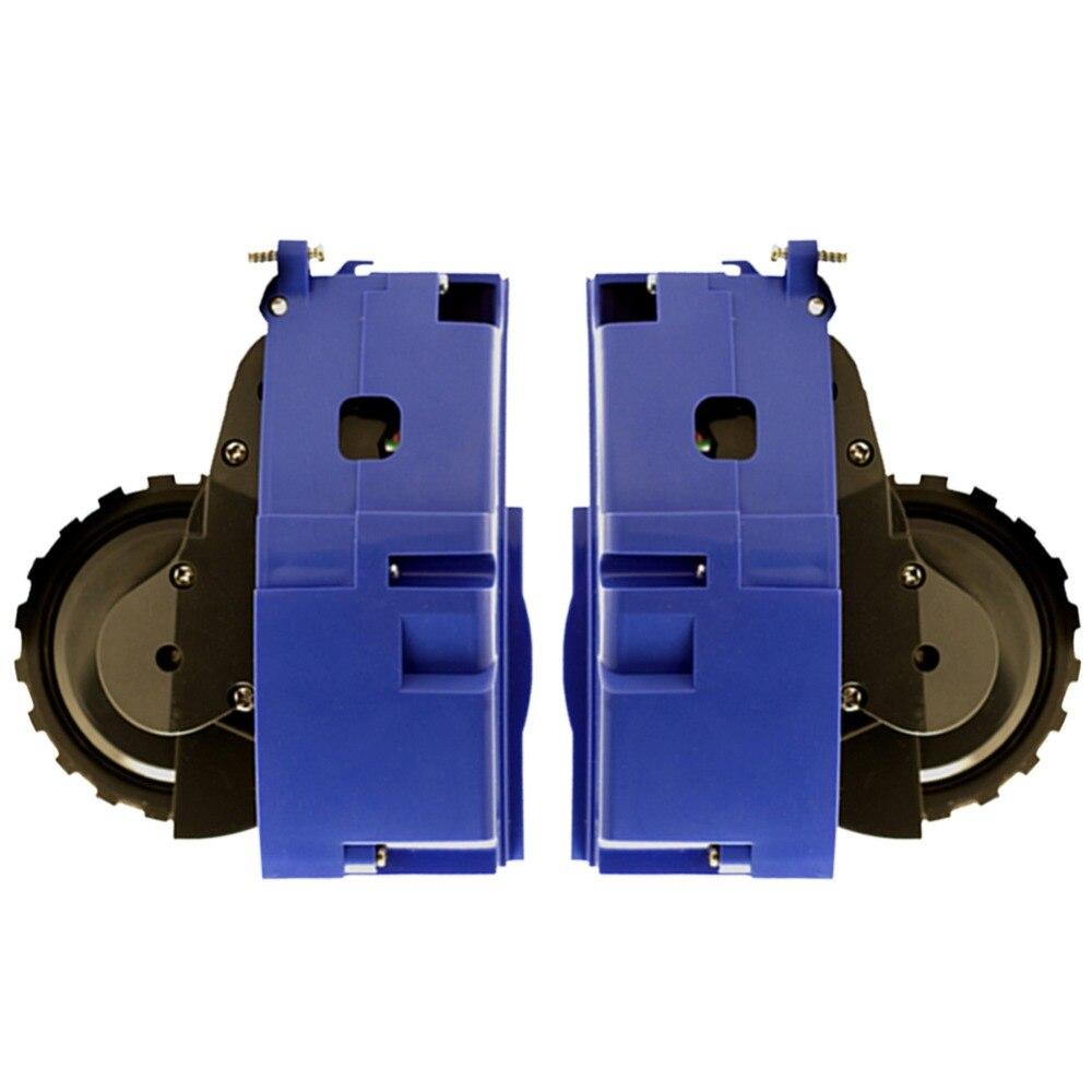 Мотор колеса двигателя для IROBOT Roomba 500 600 700 800 560 570 650 780 880 900 Series пылесос робот запчасти аксессуары