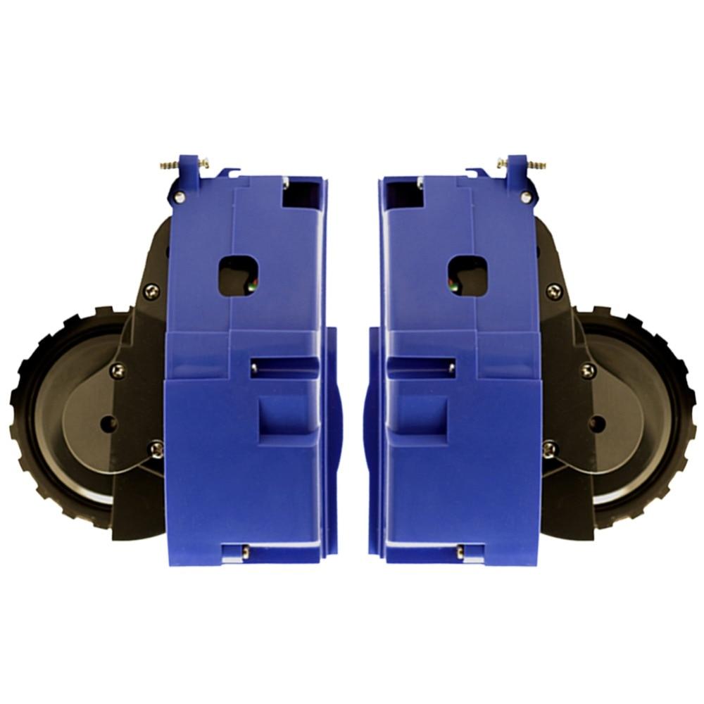 Motor da roda do motor para irobot Roomba 500 600 700 800 560 570 650 780 880 900 series Vacuum Cleaner robot peças acessórios