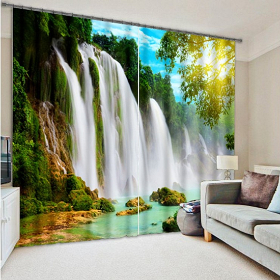 Online Buy Wholesale waterfall window from China waterfall window