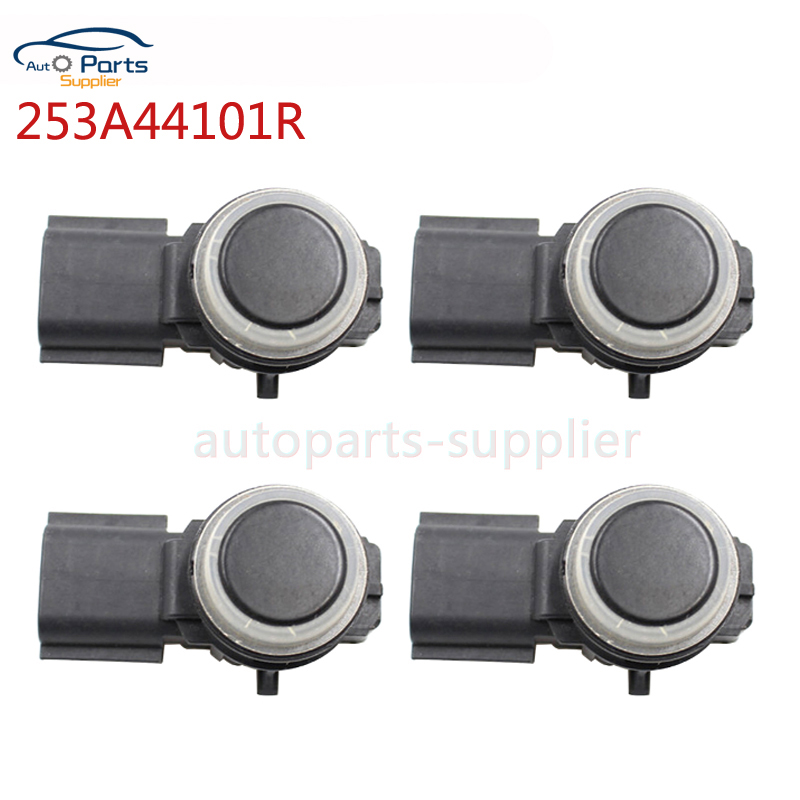 4pcs/lot Genuine New Parking Distance Control Sensor PDC Sensor For Renault 253A44101R|Parking Sensors| |  - title=