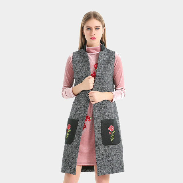 Manteau d'hiver femme long