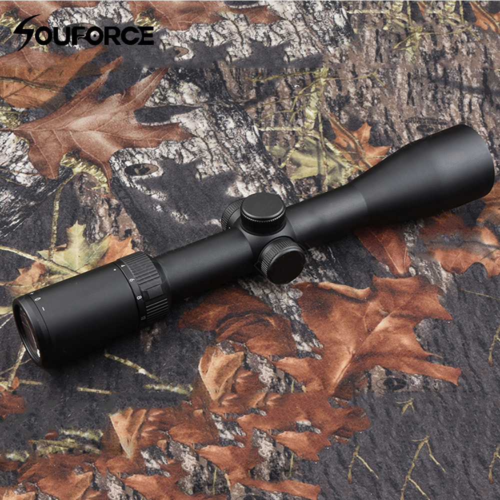 4-16x44 Side Focus Riflescope Nitrogen Filled Mil-Dot Riflescope For Hunting Tactical Rifle Scope FMC Coated Scope new arrival and hot sale tactical vt 2 4 16x50mm ir side focus rifle scope for hunting bwr 140