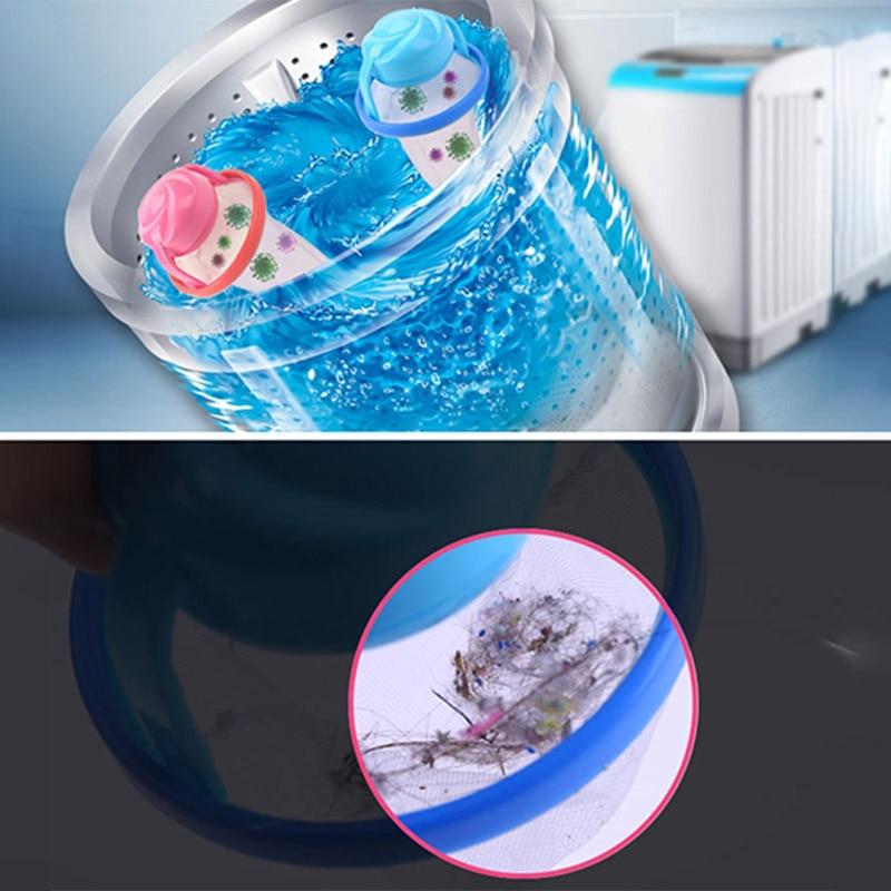 Hilfreich die schwimm Pet Pelz Catcher Filterung Haar Entfernung Waschen Maschine Wäsche Reinigung Werkzeug 889 Zu Den Ersten äHnlichen Produkten ZäHlen Außen-entwässerung