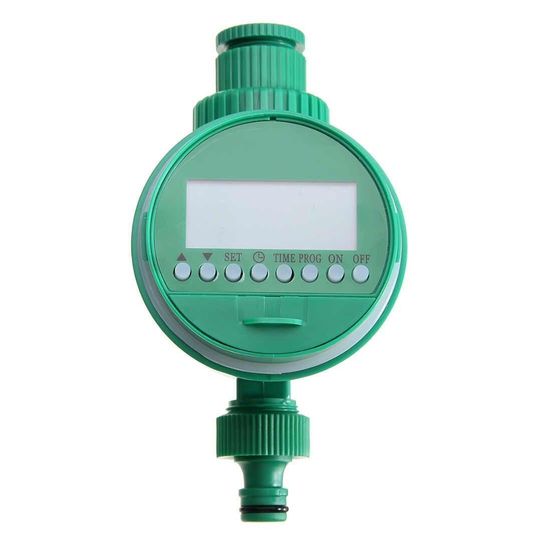 التلقائي الرقمية lcd عرض نظام تحكم الموقت المياه حديقة الري الموقت الري