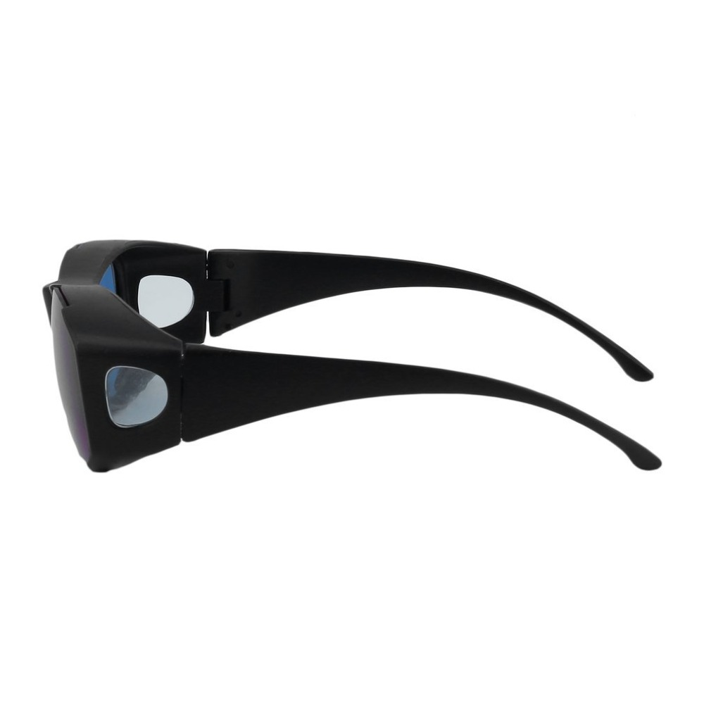 Universal Type 3D Glasses TV Movie Dimensional Anaglyph Video Frame 3D Vision Glasses DVD Game Glass Red And Blue Color 5