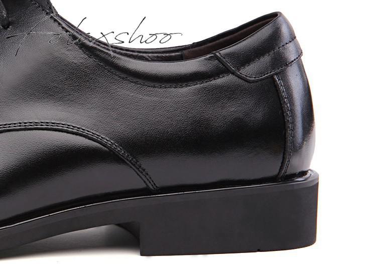 Noir Schoenen Homme Dentelle Mannen Pu Printemps Mocassins up Folaxshoo Hommes Automne Respirant Chaussures UFW74q