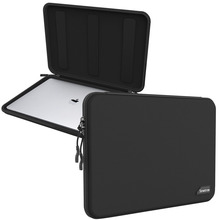 Smatree Hard Shell Laptop Sleeve Bag for 2018/2017 MacBook Pro for MacBook Air 13.3 inch for MacBook Air 11.6 inch/Tablet Sleeve