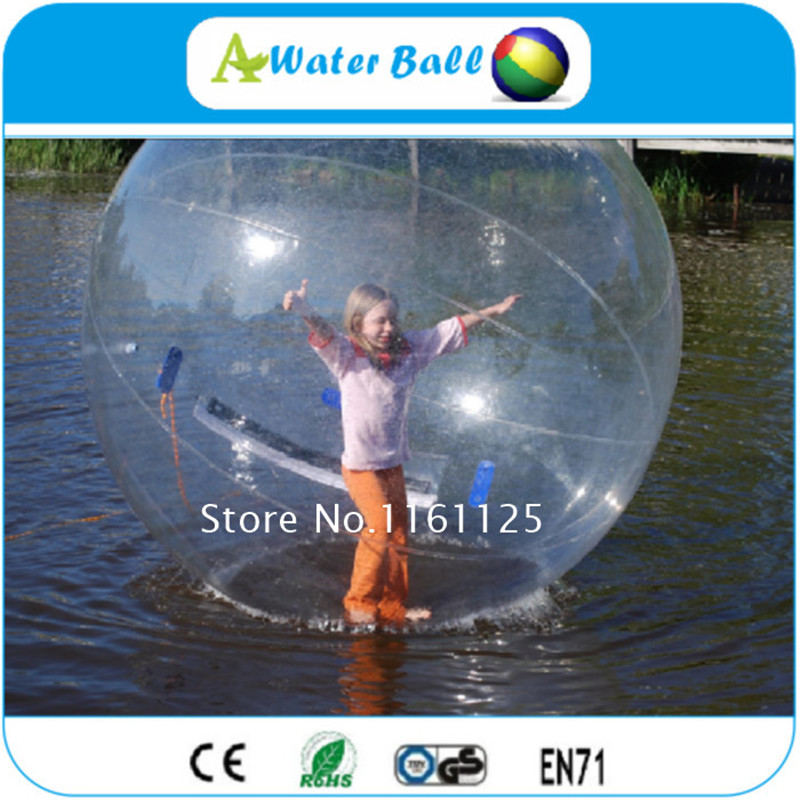 4pcs+1pump free shiipping For water park use water walking ...