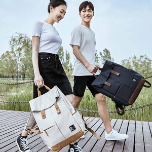 Image 5 - Youpin Urevo / 90fun College School Leisure Backpack 15.6 Inch Waterproof Laptop Bag Rucksack Outdoor Travel For Men Women
