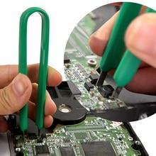 DIY набор деталей защиты IC экстрактор процессор Съемник PLCC Съемник зажим экстрактор Запчасти для инструментов