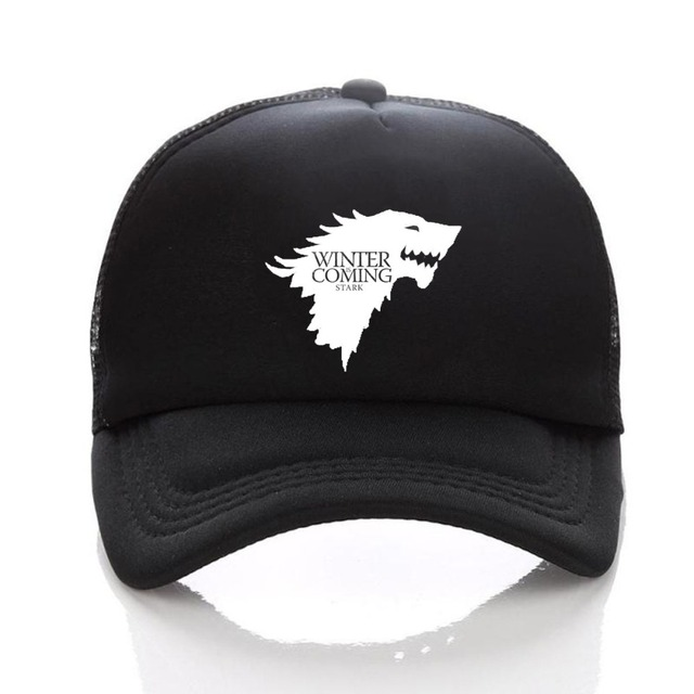 Mesh Baseball Caps 3