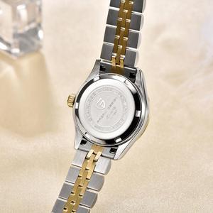 Image 4 - Camiseta nueva de marca, reloj de diseño PAGANI para mujer, de cuarzo, informal, resistente al agua, de lujo, femenino