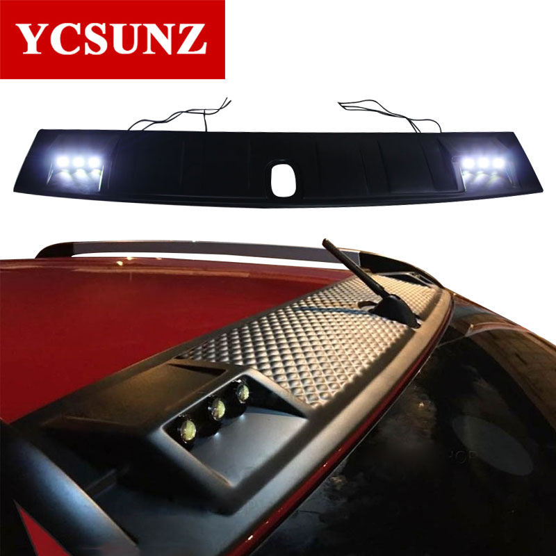 2018 Led Roof Light Raptor Style For FORD RANGER 2017 Roof Accessories For FORD RANGER Wildtrack 2016+ Decorative Panel Of Roof бинокль bushnell powerview roof 10х25 камуфляж