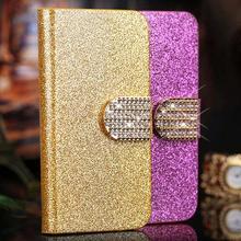 Для lg f70 случае роскошный кошелек книга стиль pu кожаный чехол Для LG Optimus F70 D315 крышка с держателем кредитной карты Телефон Сумка делам