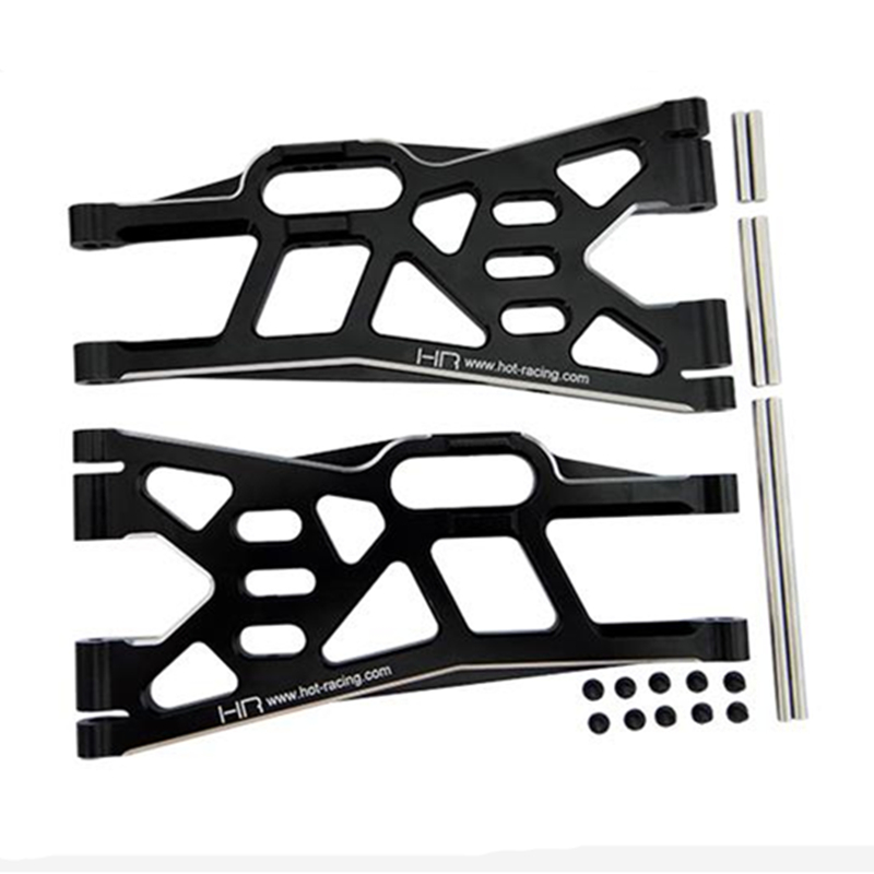 все цены на Traxxas X-Maxx X Maxx Aluminum Front or Rear Lower Suspension Arms  Hot Racing XMX55X01 онлайн