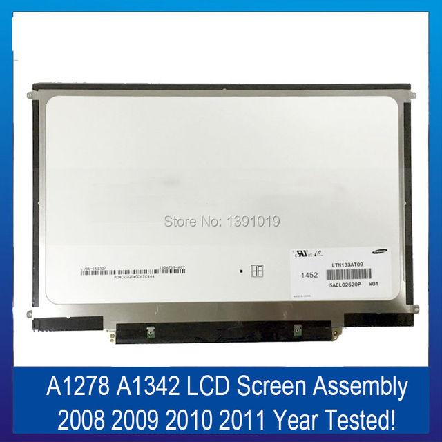 """Оригинальный Новый 13.3 """"A1278 A1342 ЖК-Экран Для Apple Macbook Pro 13'' 2008 2009 2010 2011 Год Замена Испытано"""