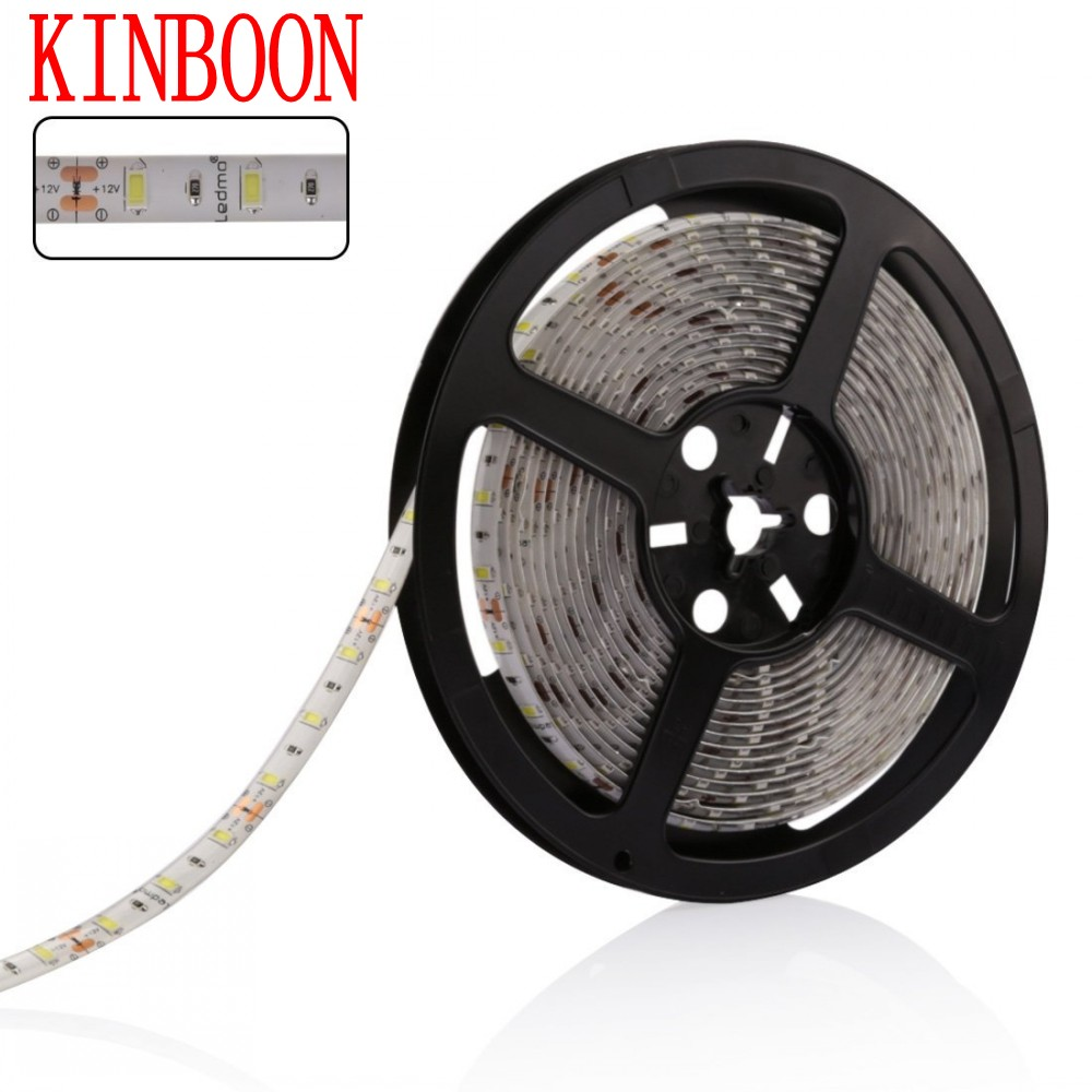 LED Strip 5630 DC12V Flexible LED Light 300 LED 5m/Reel White/Warm White/Cold White /Blu ...