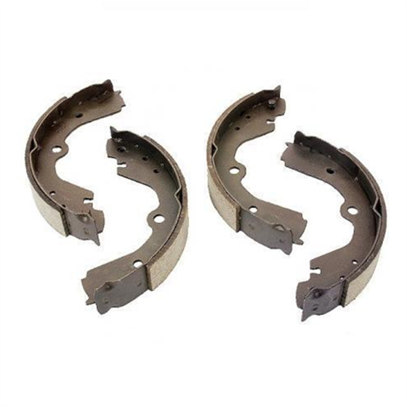 Rear Brake Shoes for Toyota FORTUNER 05-15 HILUX 05-15 Part No.:04495-0K120 04495-0K070 2 pc free shipping rear sticker hilux off road decal for toyota hilux decals badges detailing sticker