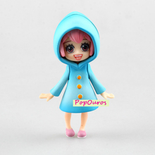 New Arrival Boxed Anime One Piece 15th Anniversary PVC Figures Young Rebecca With Expression Action Figure