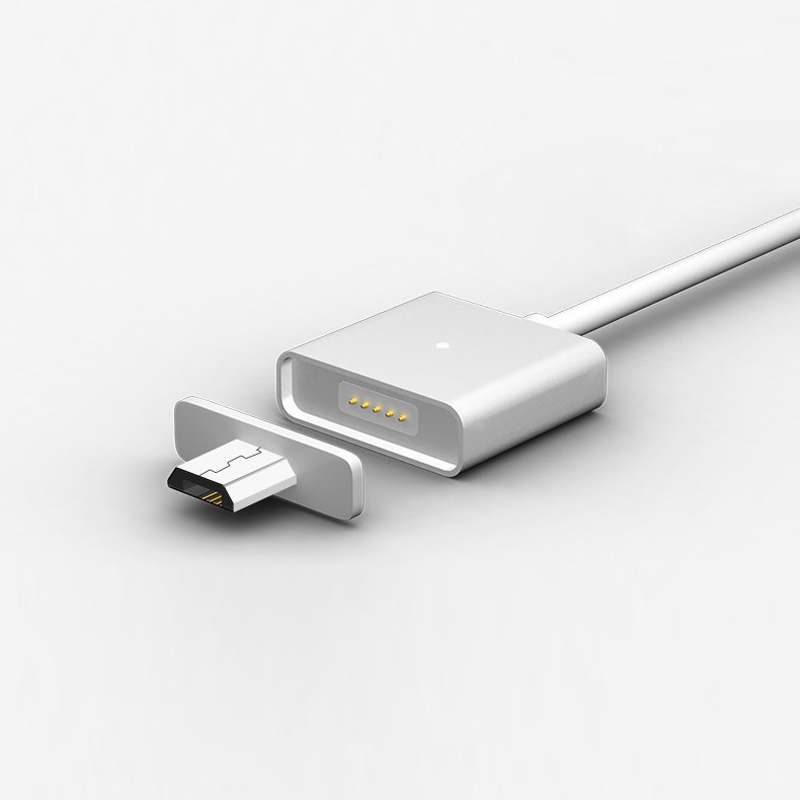 Magnetic Charger Micro USB Cable For iPhone iPad Samsung Xia