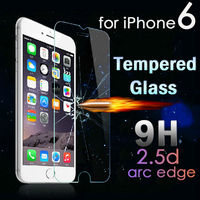 For iPhone4 5 5C 5S SE protective glass on the iPhone 5s 6 7 9H 2.5D Ultra Thin Explosion proof Tempered Glass Screen Protector