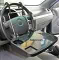 Plegable Universal Del Vehículo Interior Asiento de Plástico de Mesa Food Drink Copa Bandeja/sostenedor de taza del coche sostenedor de la bebida del coche plegable mesa