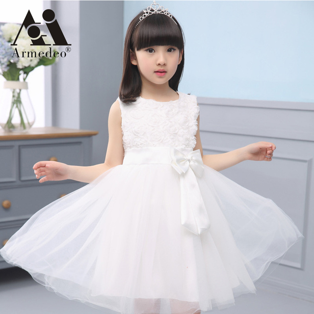 f6b6ebf14fe Formal Teenage Girls Party Dresses Brand Baby Girl Clothes Kids Toddler  Girl Birthday Outfit Costume Children Graduation Gowns