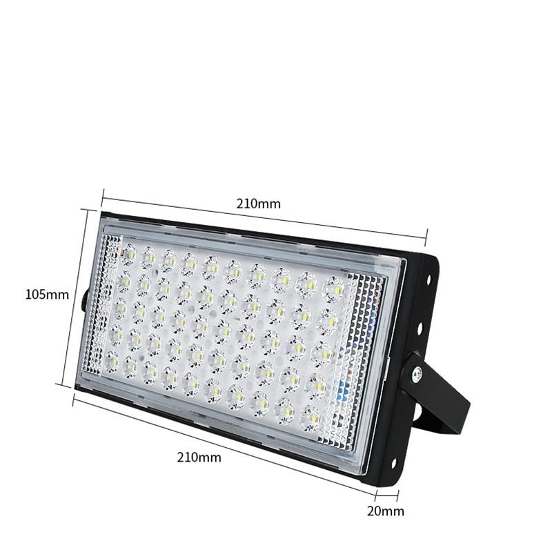 Beliebte Marke Sdhouseware Tk2 Led Outdoor Licht 50 W Flutlicht Wasserdicht Engineering Lampe Park Landschaft Architektur Beleuchtung Panel Lichter Industriebeleuchtung