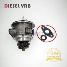Turbocompresseur Turbo cartouche TD02 CHRA 49173-07507 turbo chra pour Ford Fiesta VI Focus II Fusion 1.6 TDCi 66Kw DV6ATED4 2005(China)