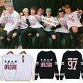 Ulzzang Camisola Meninos Bangtan BTS Seul Concerto Rap Monstro hoddies Jung Kook V
